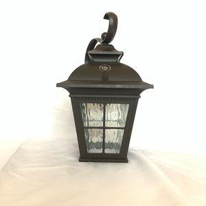 AL-2163 OUTDOOR energy saving wall LED lantern